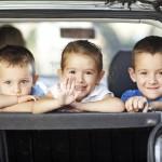 В России с 2017 года запретят оставлять детей в автомобиле