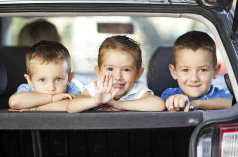 Автомобиль детям не игрушка