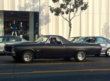Американская классика с австралийским корнями – Chevrolet El Camino