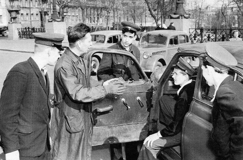Клуб юных автомобилистов в СССР