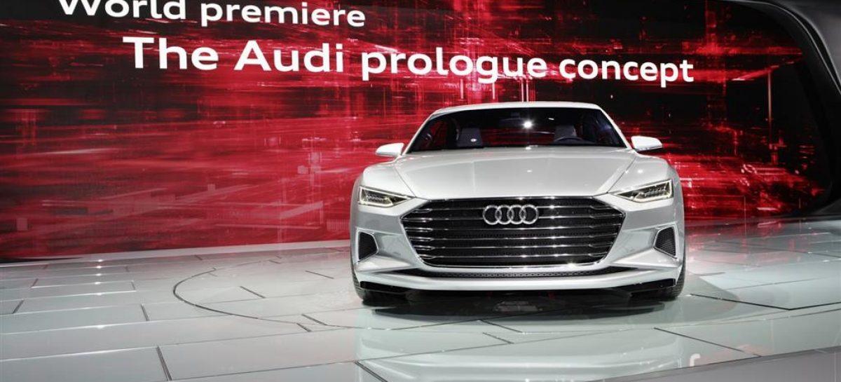 Audi Prologue – концепт, демонстрирующий будущее Audi