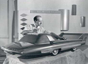 Первый ядерный автомобиль Ford Nucleon появился в 1957 году