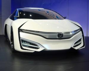Концепт на водороде Honda FCEV
