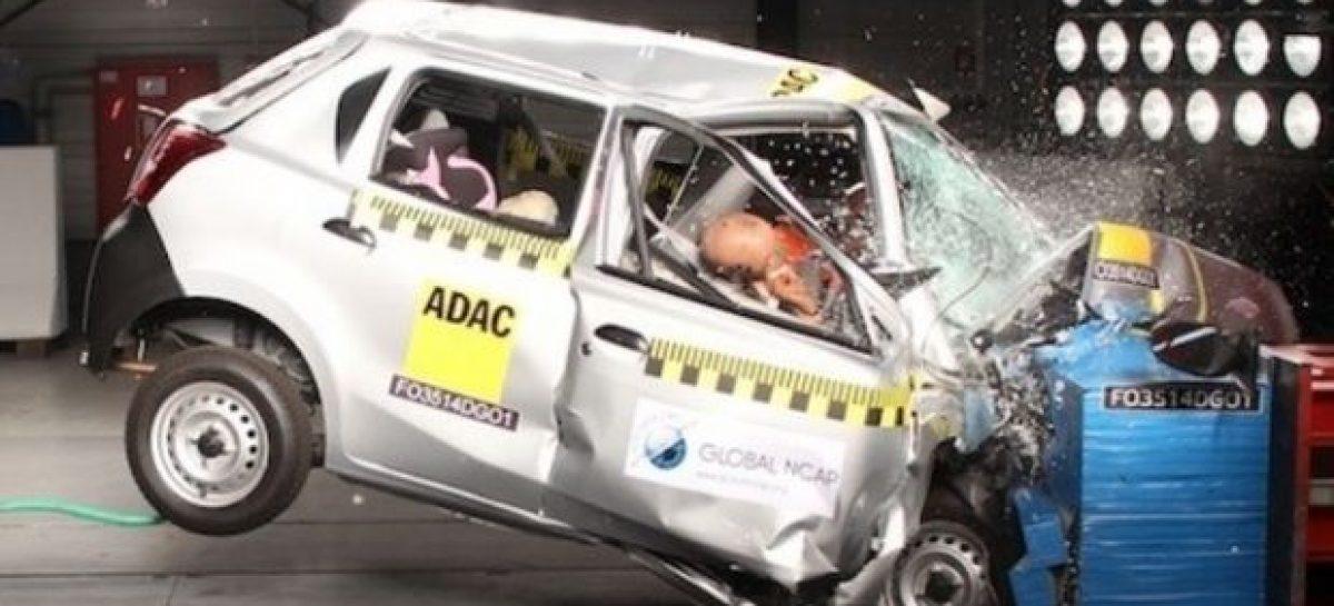 Индийский Datsun Go — автомобиль-убийца