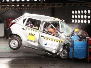 Краш-тесты NCAP Datsun Go