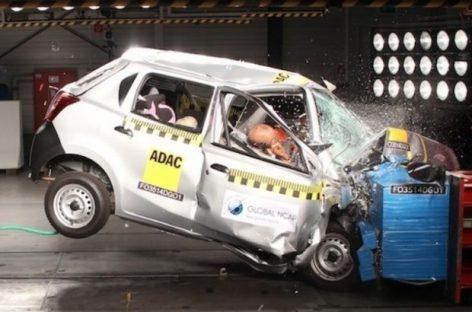 GlobalNCAP призвал Nissan отозвать Datsun Go со всех рынков