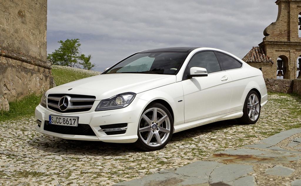 Mercedes-Benz C-Class купе