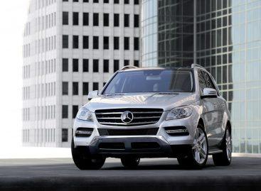 Средняя цена Mercedes – 3,608 миллиона рублей