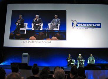 Новую автомобильную среду обитания показывают на Michelin Bibendum Challenge