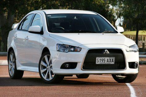 Новый компактный седан может появиться вместо Mitsubishi Lancer