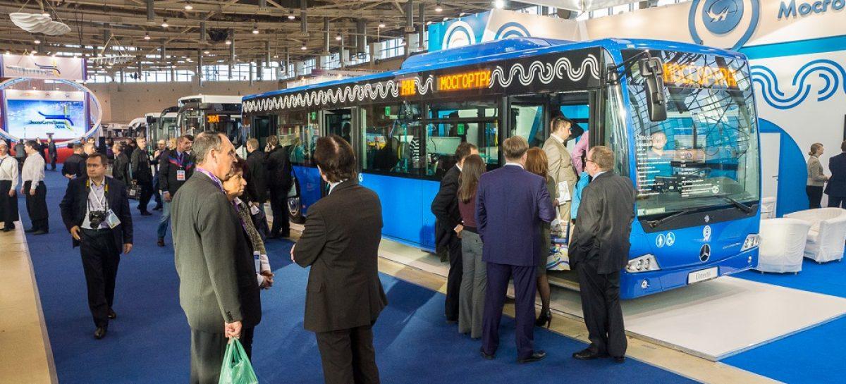 Автобусам Москвы выдали полицейский цвет