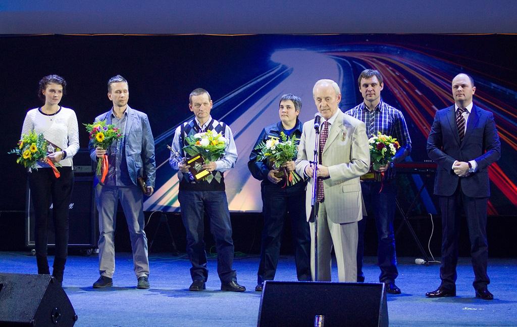 Награды Национальной премии за достижения в области безопасности дорожного движения