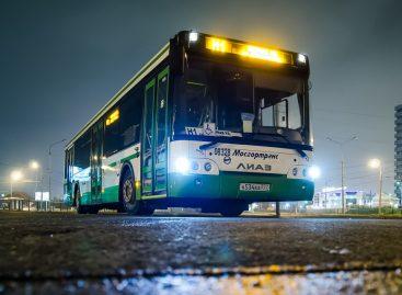 Ночной автобус – безусловное достижение Москвы
