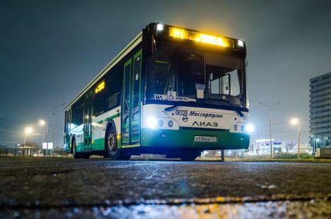 Ночной автобус — безусловное достижение Москвы