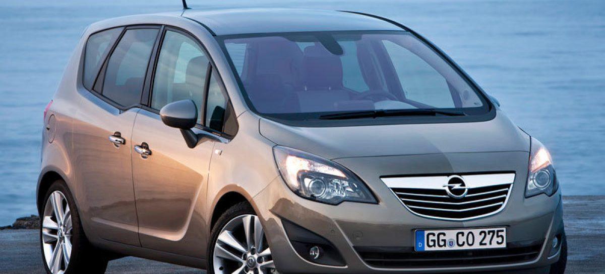 Opel Meriva – автомобиль на все случаи жизни