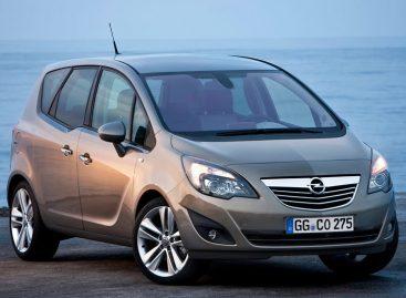 Opel Meriva — автомобиль на все случаи жизни