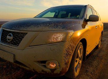 Nissan Pathfinder – мамочкина радость
