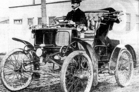 Появление первого Packard сопровождает легенда