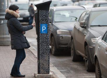 До конца 2016 в Москве появится 1 600 000 платных парковочных мест