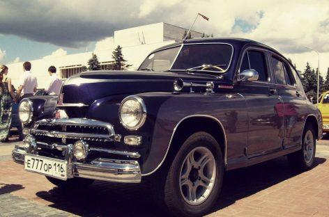 Польский автомобиль Warszawa был снятой с производства Победой ГАЗ М-20