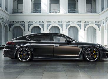 К автосалону в Лос-Анджелесе Porsche подготовил эксклюзивный Porsche Panamera
