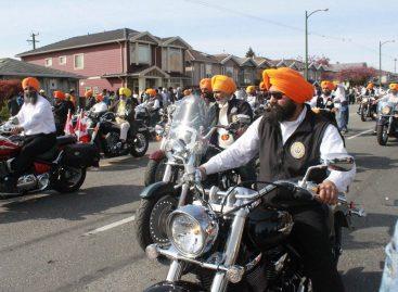 Сикхам запретили ездить на мотоциклах в тюрбанах