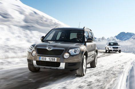 Skoda Yeti — автомобиль без запросов и выкрутасов