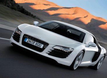 Автомобили Audi можно будет менять, как платья