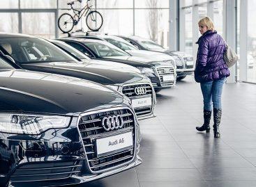 Чем меньше людей приходит за новой машиной, тем выше цена