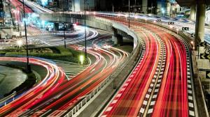 Токийские автодороги