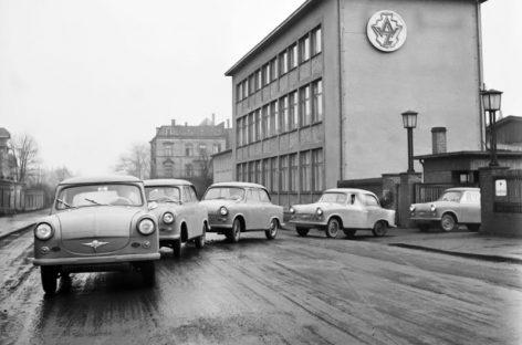 Немецкий Trabant был назван в честь первого советского искусственного спутника