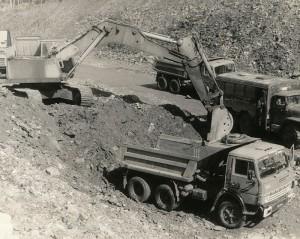 Трасса Амур - начало строительства