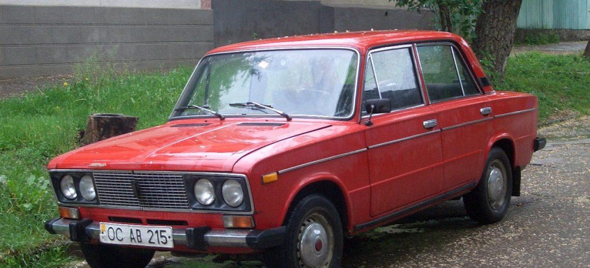 В России на 1000 жителей приходится 283 автомобиля среднего возраста 12 лет