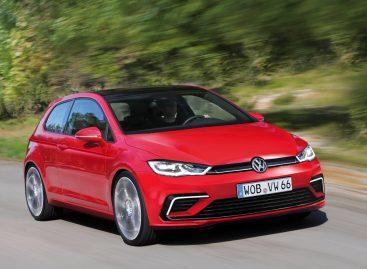В 2017 году Volkswagen обещает высокотехнологичный Golf восьмого поколения