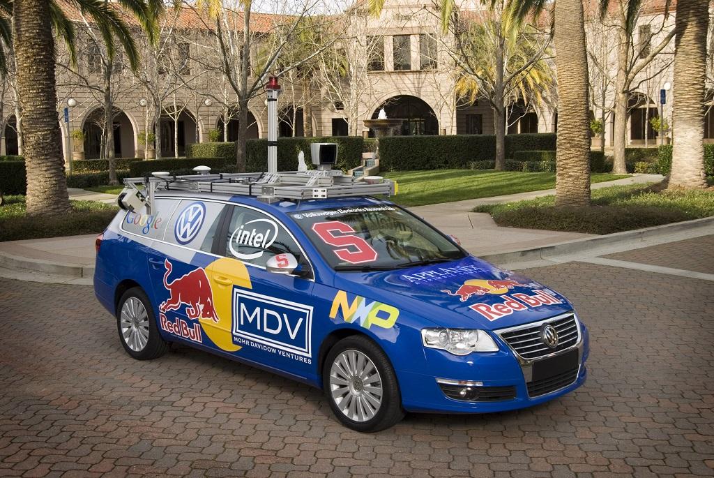 Volkswagen Touareg DARPA Grand Challenge