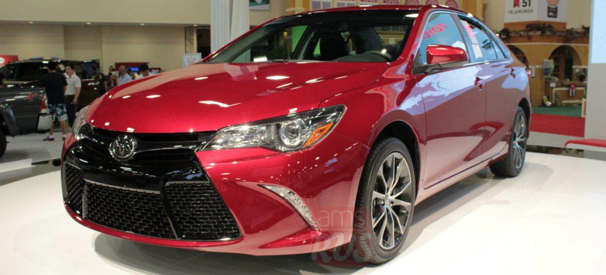 Новая Toyota Camry для Америки