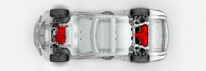 Dual Drive Tesla S
