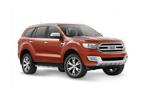 Ford Everest: Мне б такую…