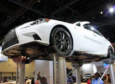Lexus ударился в спорт