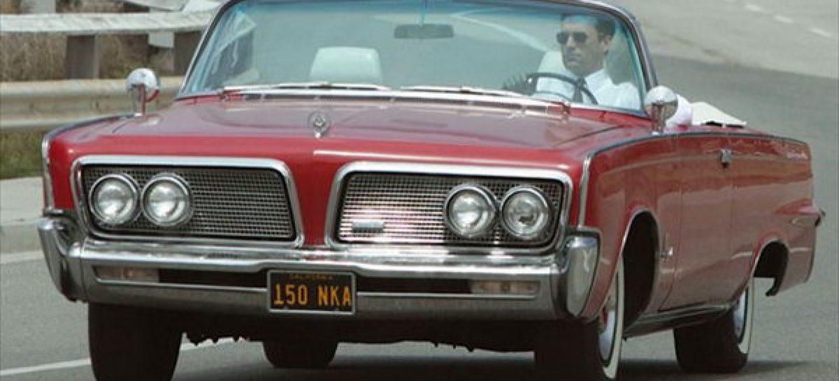 Славные времена автопрома в сериале Mad Men