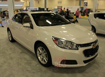 Седан Chevrolet Malibu вернется в Россию