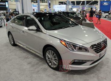 Hyundai Sonata нового поколения догнала конкурентов