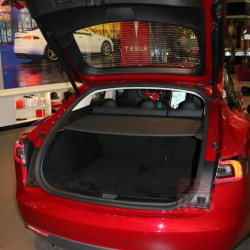 Багажник Tesla Model S