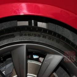 Колеса Tesla Model S