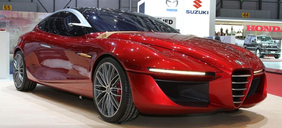 Alfa Romeo хочет вернуть славное прошлое