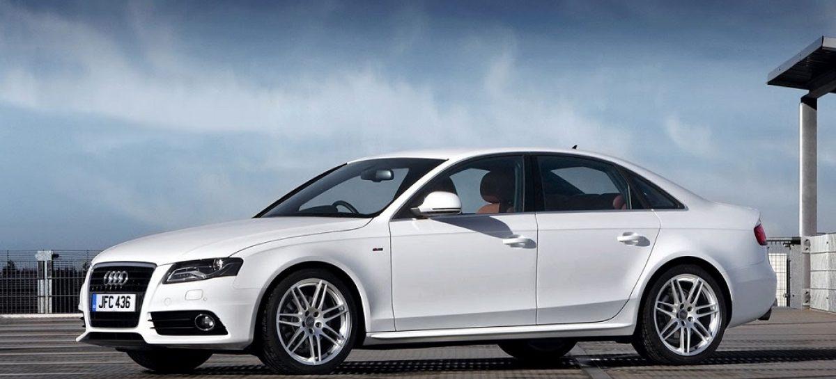 Белые автомобили по-прежнему самые популярные