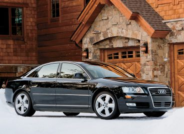 В России отзывают VW Phaeton и Audi A8