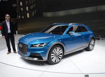 На новые модели Audi потратит 24 миллиарда евро