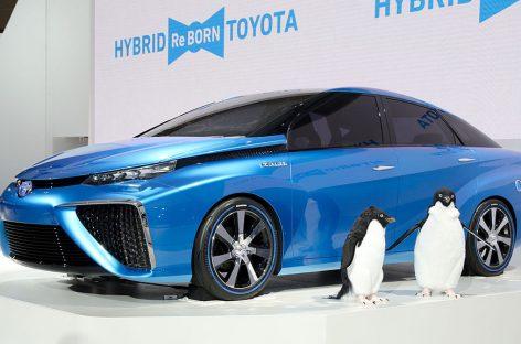Что убыточнее – Toyota Mirai или Bugatti Veyron