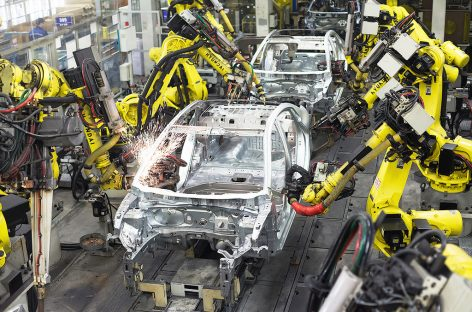 Российский завод Hyundai повышает производительность труда за счет применения квадроштамповки